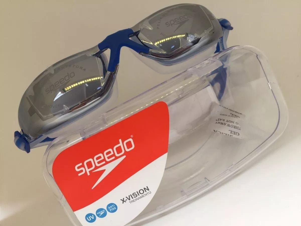 7840b97a1 óculos de natação speedo x vision - adulto. Carregando zoom.