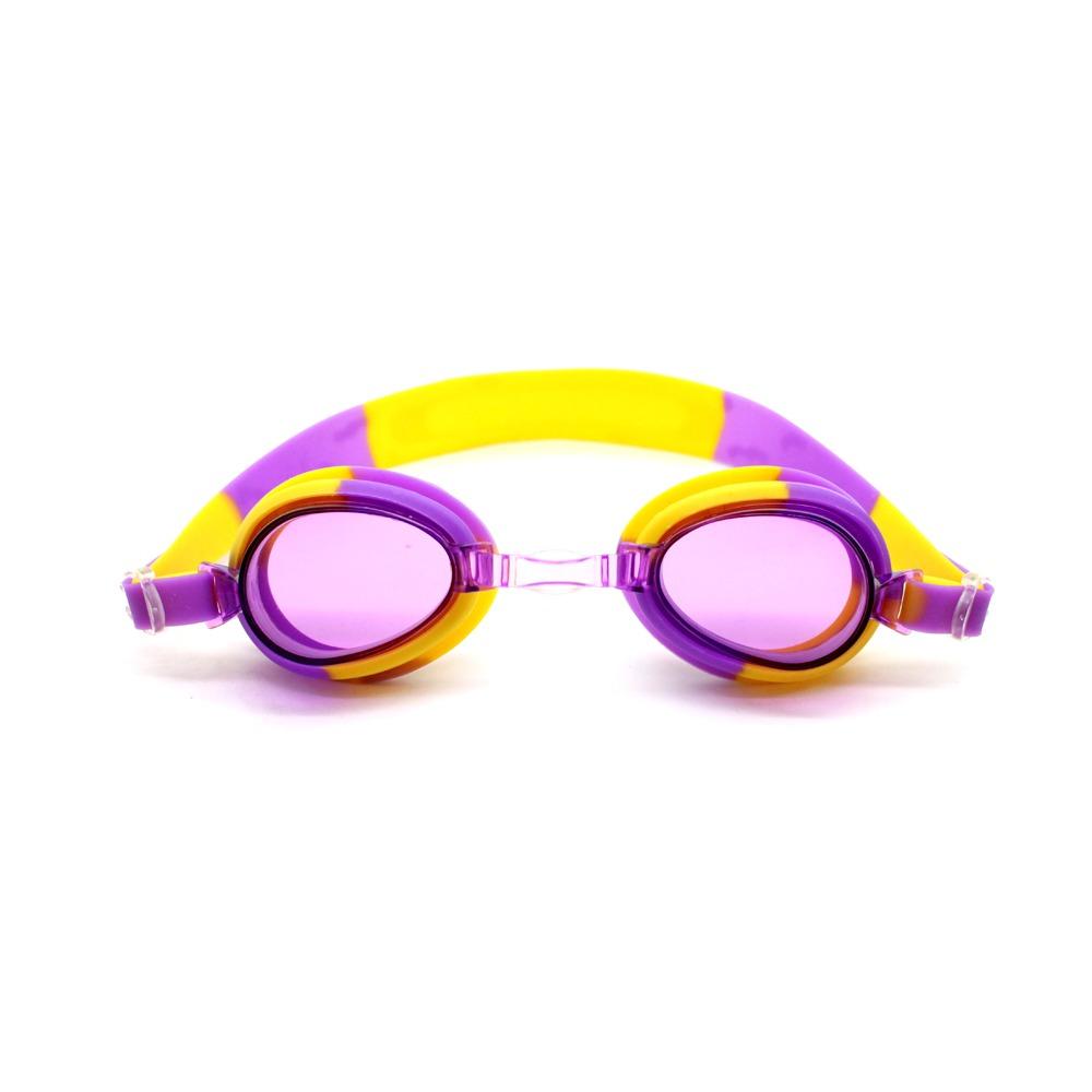 6338807b8 Óculos De Natação Split Ntk Roxo E Amarelo - R$ 18,81 em Mercado Livre