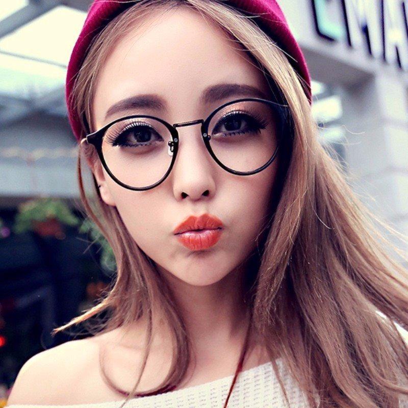 óculos de nerd geek armação redonda retrô vintage charming. Carregando zoom. 60f63ac99d