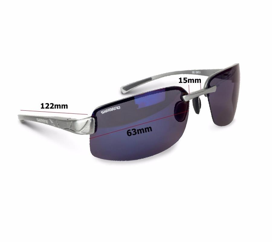 6588fa93b74a0 óculos de pesca shimano lesathxt polarizado espelhado azul. Carregando zoom.