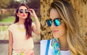 9ce26691c Óculos De Praia Verão 2019 Coleção Nova Feminino Quadrado