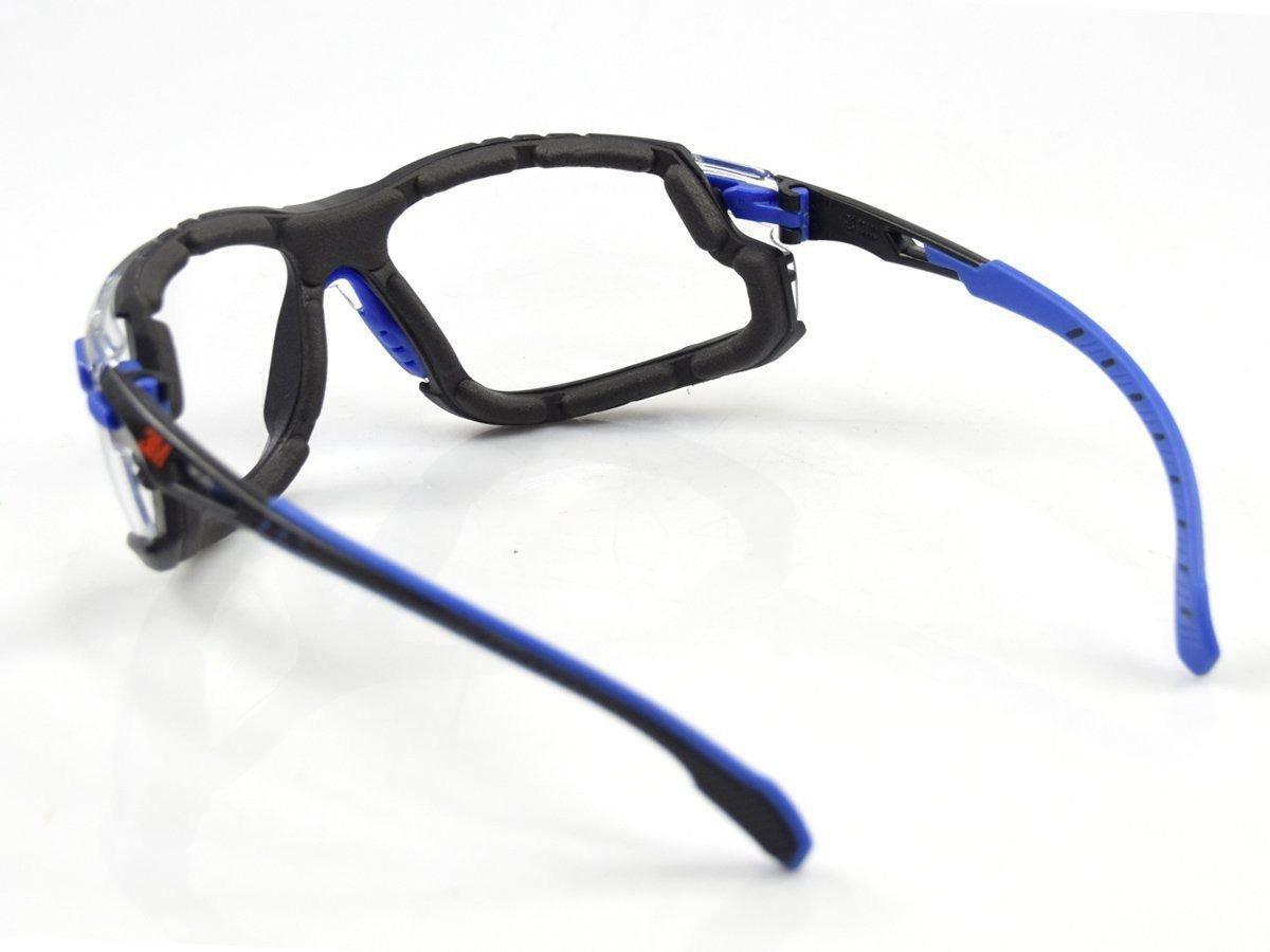 32afbec267df8 oculos de protecao 3m solus 1000 transparente espuma vedacao. Carregando  zoom.