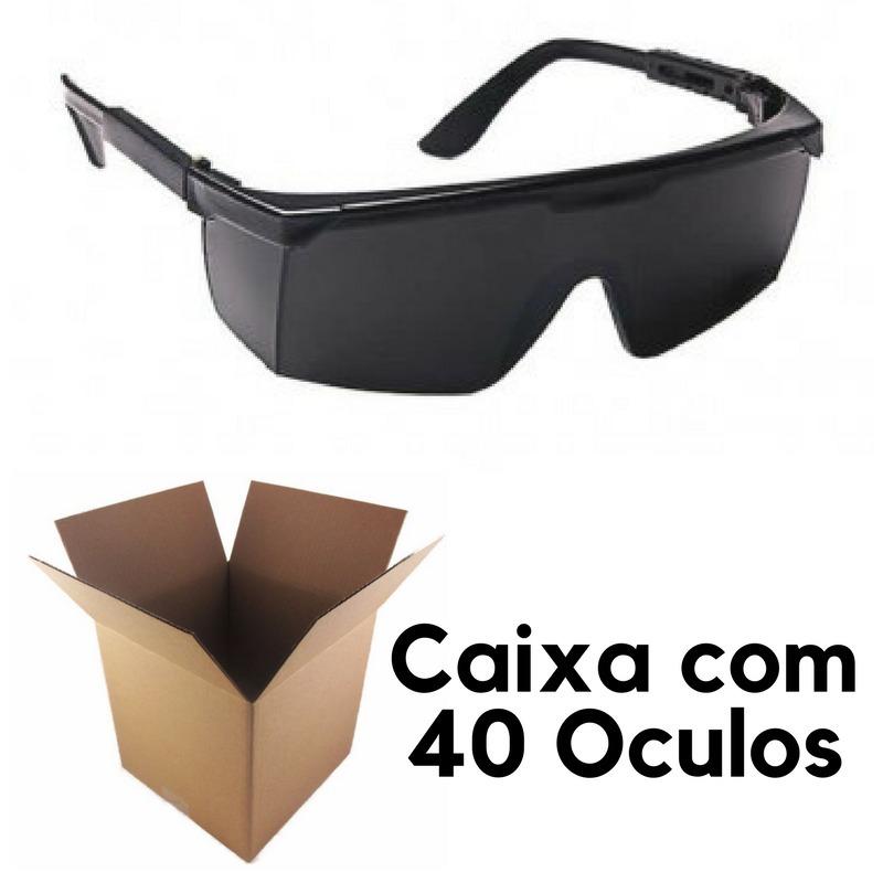 bcb7d531b3231 óculos de proteçao imperial mod rio de janeiro fume (40 pcs). Carregando  zoom.