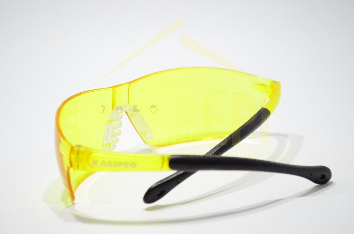 8fcbdd0d06921 oculos de protecao noturna uva uvb epi puma amarelo kalipso. Carregando  zoom.