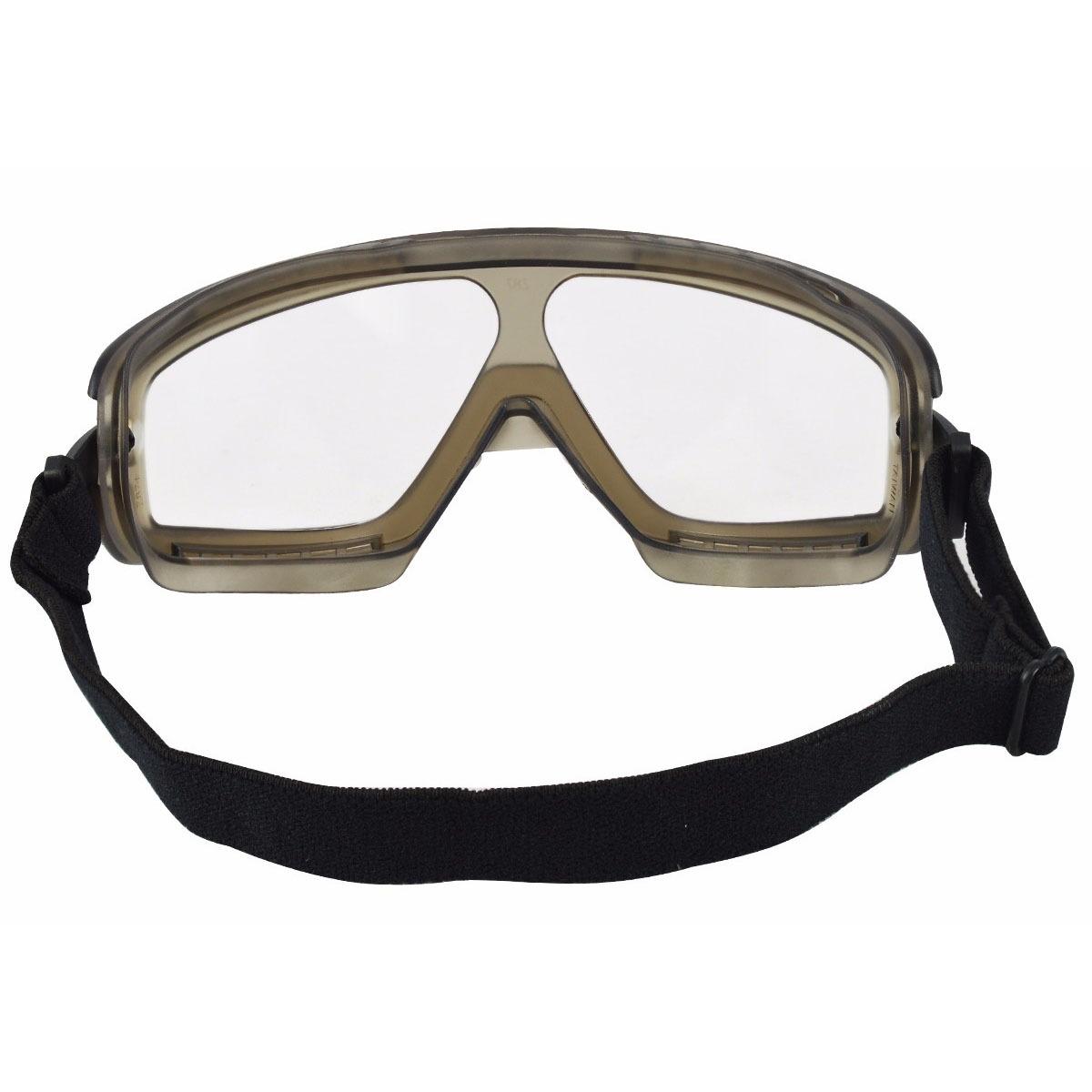 Óculos De Proteção Ampla Visão Cinza Titanium Danny - R  44,90 em ... 384a87cbcc