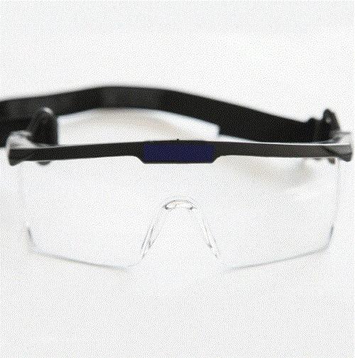 02fcf63714dba Óculos De Proteção C  Elástico Epi 50 Unidades - Poli Ferr - R  100 ...