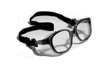 Oculos De Proteção Com Fechamento Lateral - Infantil - R  120,00 em ... 85a272d610