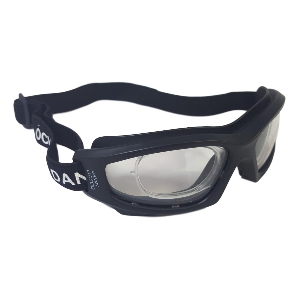 bee2379c8d533 Oculos De Proteção D Tech Com Suporte Para Lente De Grau - R  99,90 ...