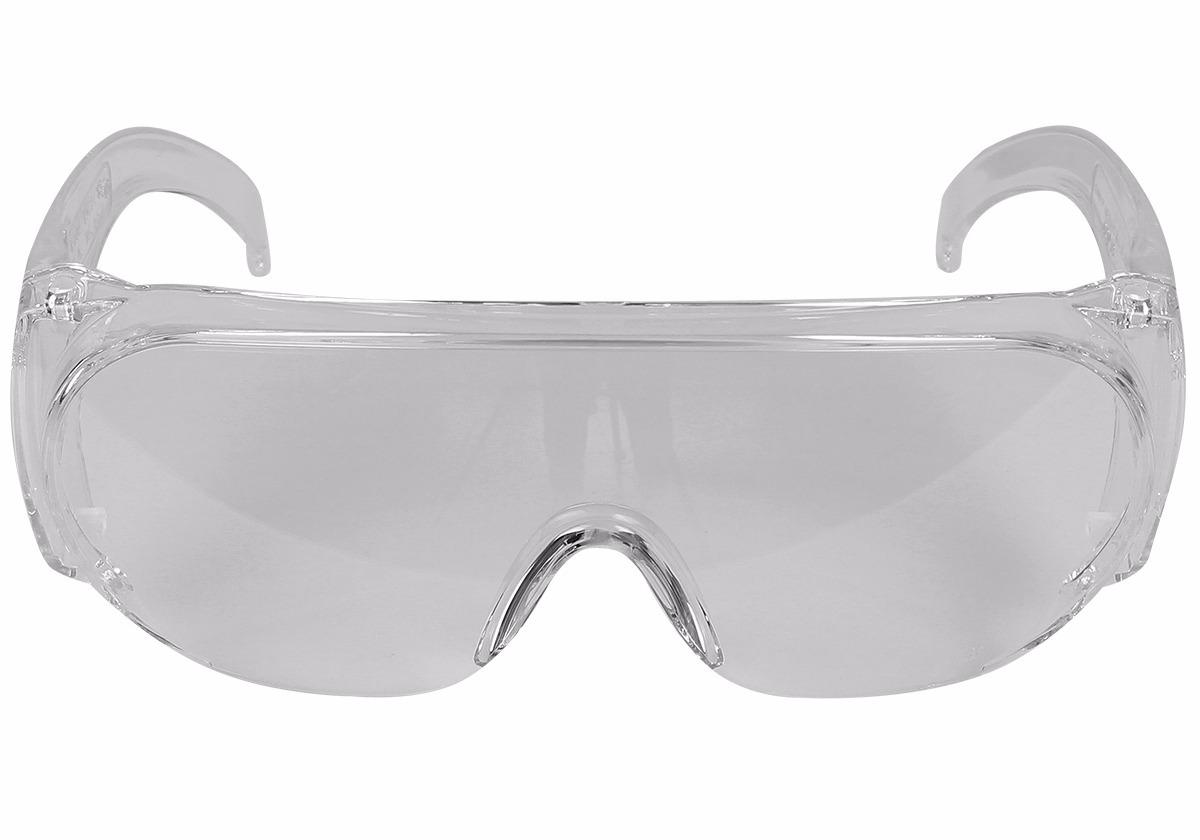 Óculos De Proteção Danny Netuno Incolor Antiembaçante - R  23,70 em ... e8024e831e