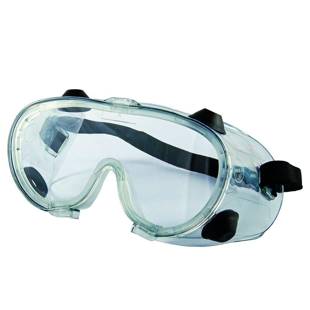 Óculos De Proteção De Ampla Visão Incolor Com Válvula-kalips - R  13 ... fcf1d2813f