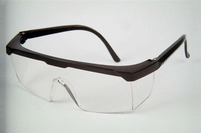 Óculos De Proteção Epi Segurança Jaguar Incolor - R  11,50 em ... 8a247ee91a
