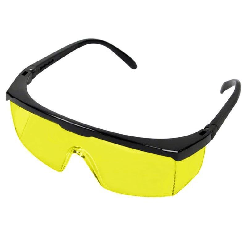 7eb91fa17e2f9 óculos de proteção jaguar amarelo kalipso. Carregando zoom.