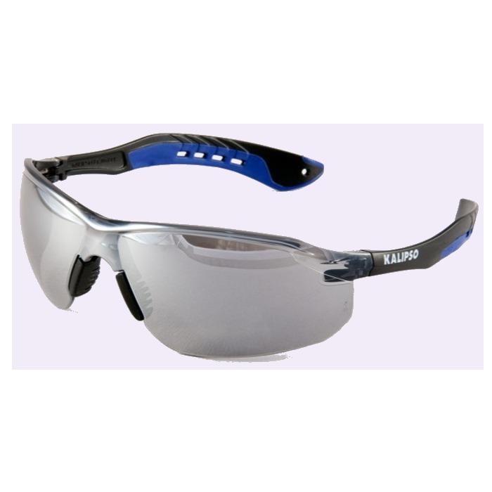Óculos De Proteção Jamaica Kalipso Ca 35156 Cinza Espelhado - R  31 ... 2b78028577