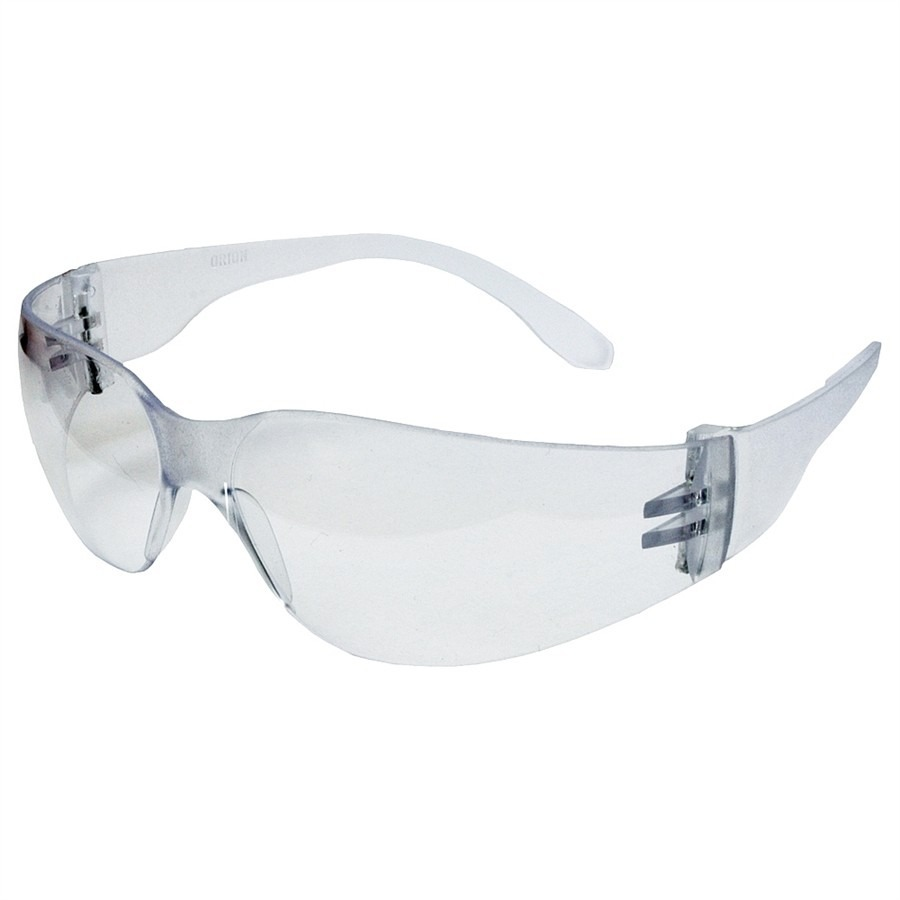 63855adac073e Oculos De Proteção Leopardo Incolor Kalipso Ca 11.268 - R  12,90 em ...