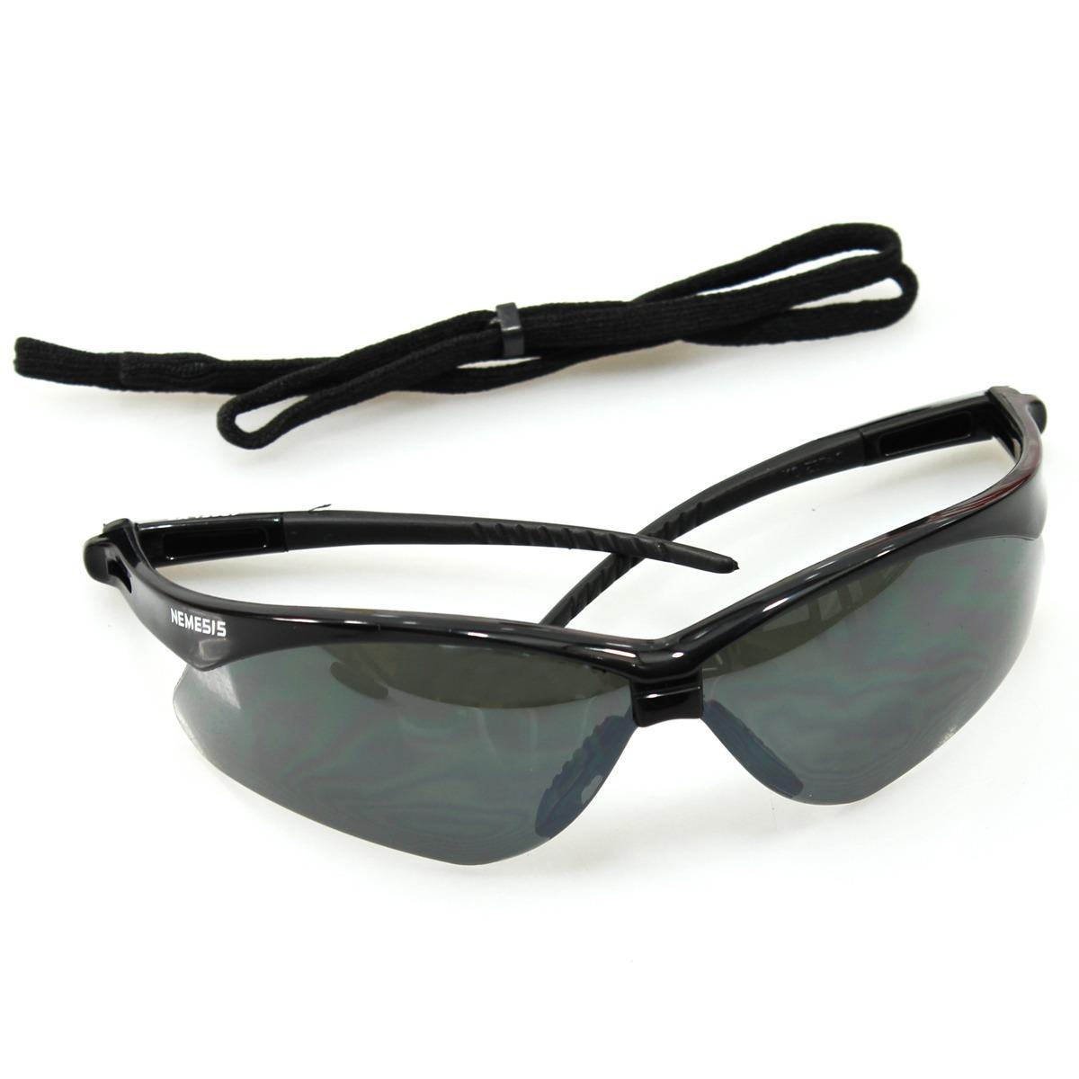93333b53fca04 Óculos De Proteção Nemesis Lente Fumê 41756 - R  47,00 em Mercado Livre