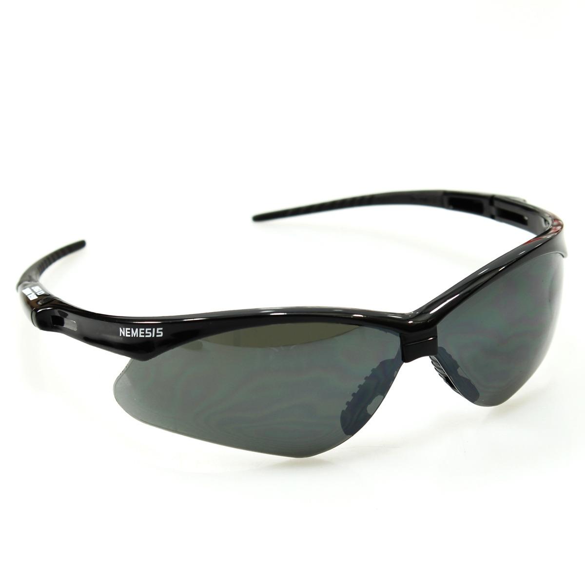 fb5568664ff3d Óculos De Proteção Nemesis Lente Fumê 41756 - R  47,00 em Mercado Livre