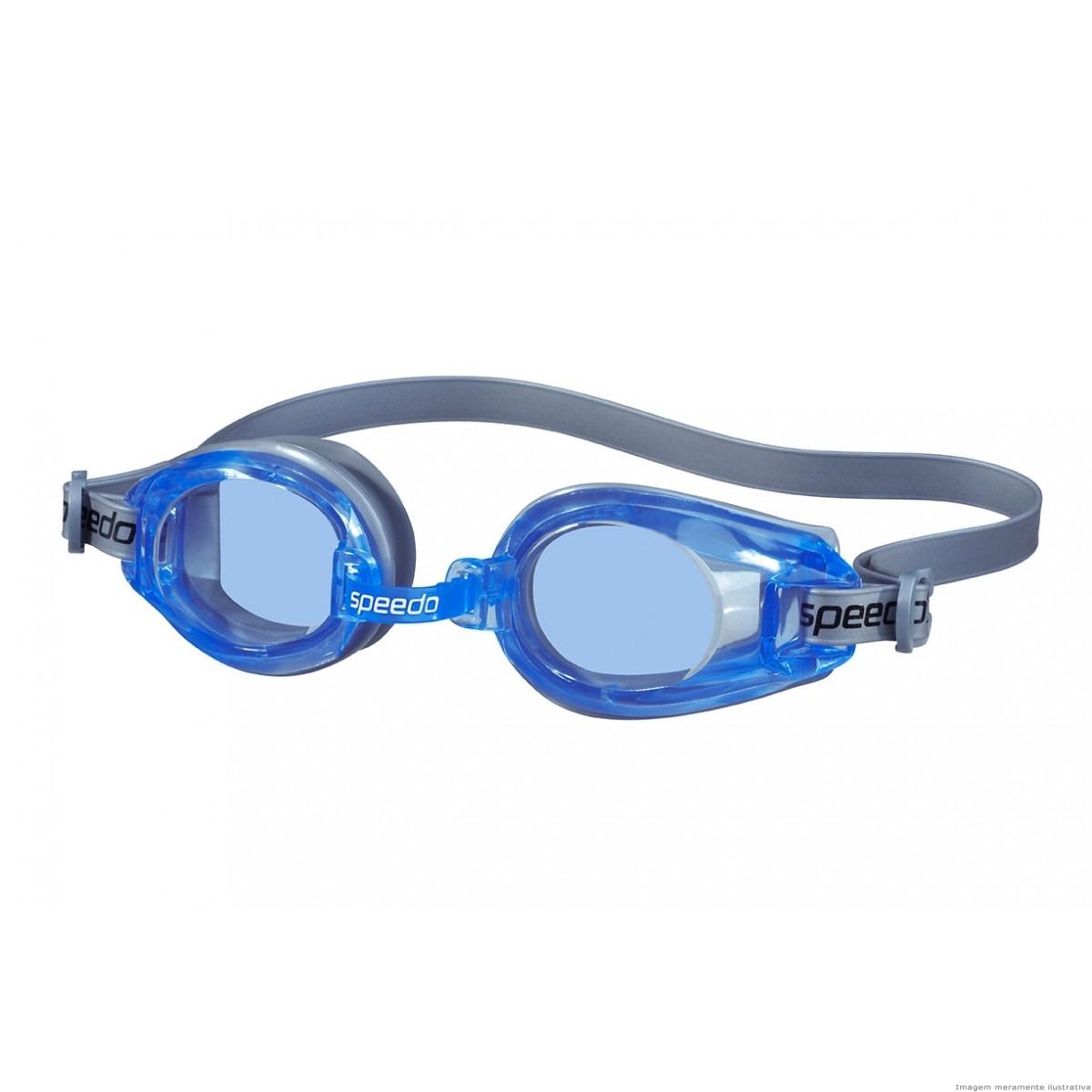 00abafcfc óculos de proteção para natação lazer - speedo classic 2.0. Carregando zoom.