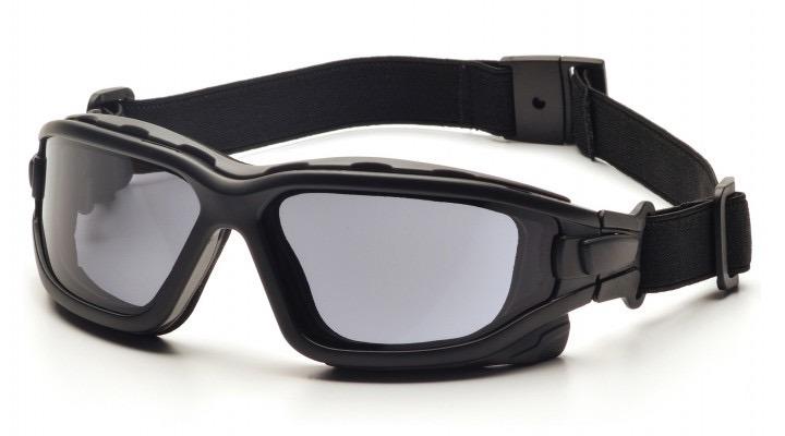 e0f0ea7513512 Óculos De Proteção Pyramex I-force Lente Cinza Dupla Airsoft - R ...