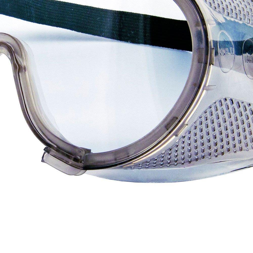 Óculos De Proteção Rã Com Ampla Visão Incolor Perfurado-kali - R  11,88 em  Mercado Livre 2d456a0664