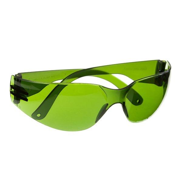 Óculos De Proteção   Segurança Verde P serviços Gerais Ipi - R  15 ... b0cdaf2f38