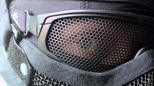 óculos de proteção  tela de metal tático ntk