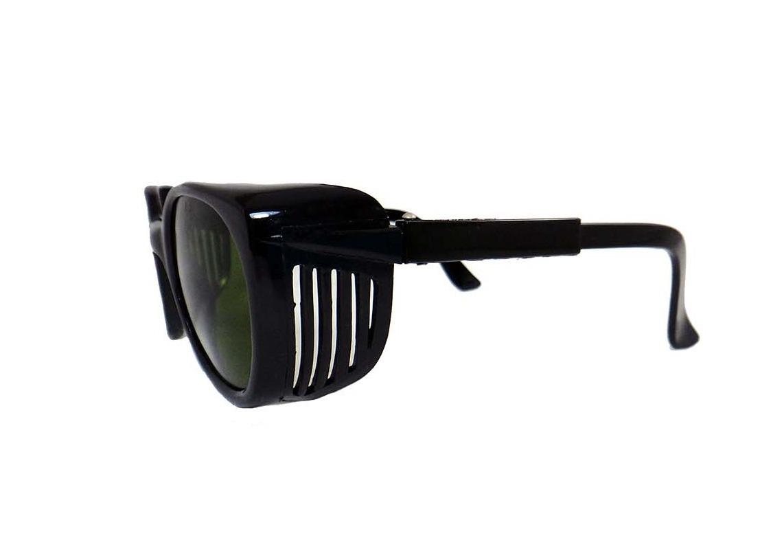 d6b7bd69edd3d Óculos De Proteção Top 1000 Hr Iris Safety Poli Verde Ca 126 - R  23 ...