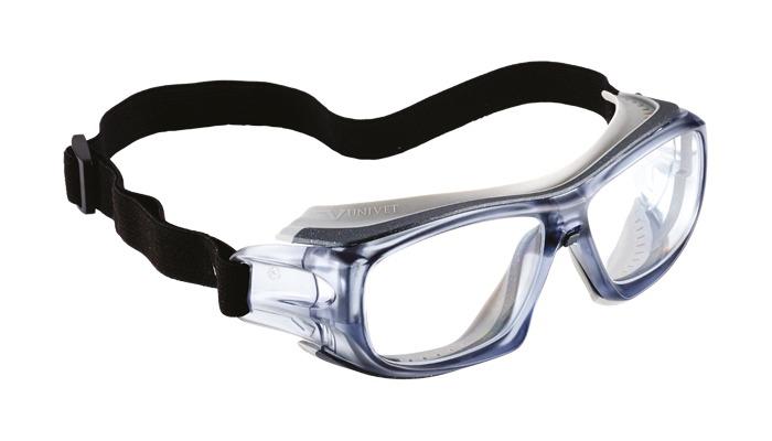 c3d6b5a901ab2 Oculos De Proteção Univet Com Suporte Para Lente De Grau - R  82