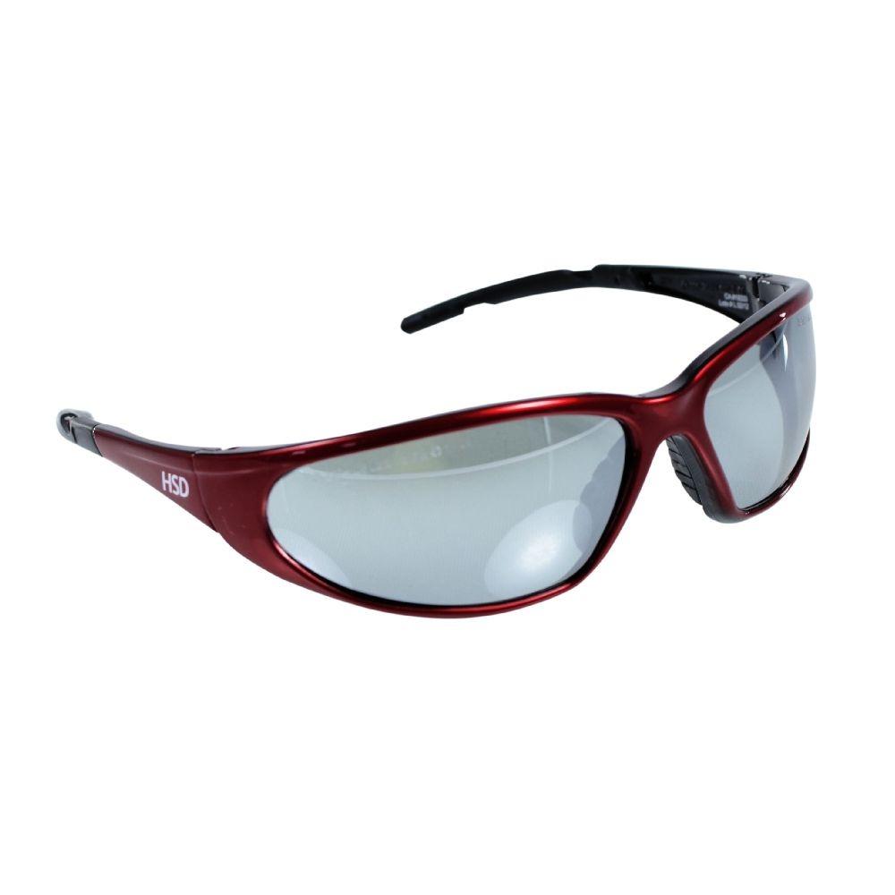 17db316be0a33 Óculos De Proteção segurança Lente Cinza Espelhado - R  88,15 em ...