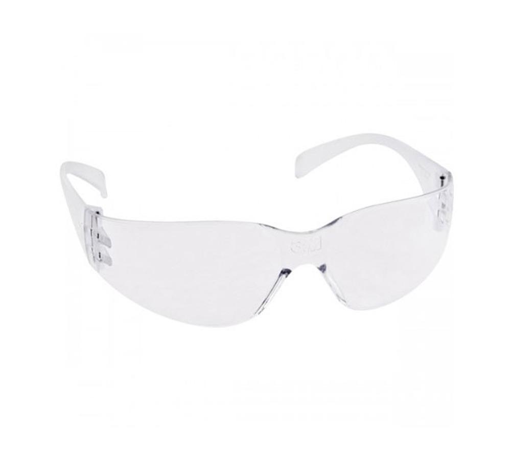 Óculos De Segurança 3m Modelo Virtua - Incolor - R  17,50 em Mercado ... 80a120c4c7
