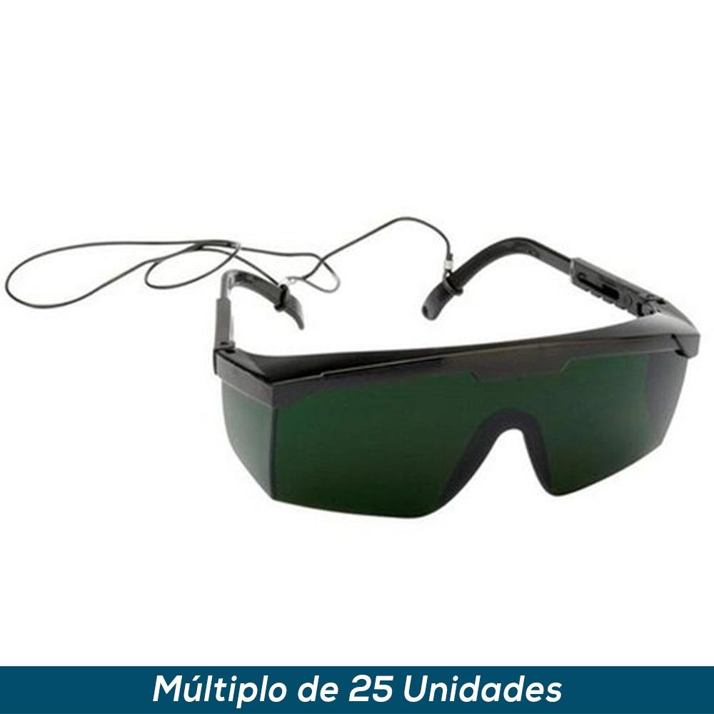 Óculos De Segurança 3m Pomp Vision 3000 Vt5 Verde - R  35,71 em ... efb3e41622