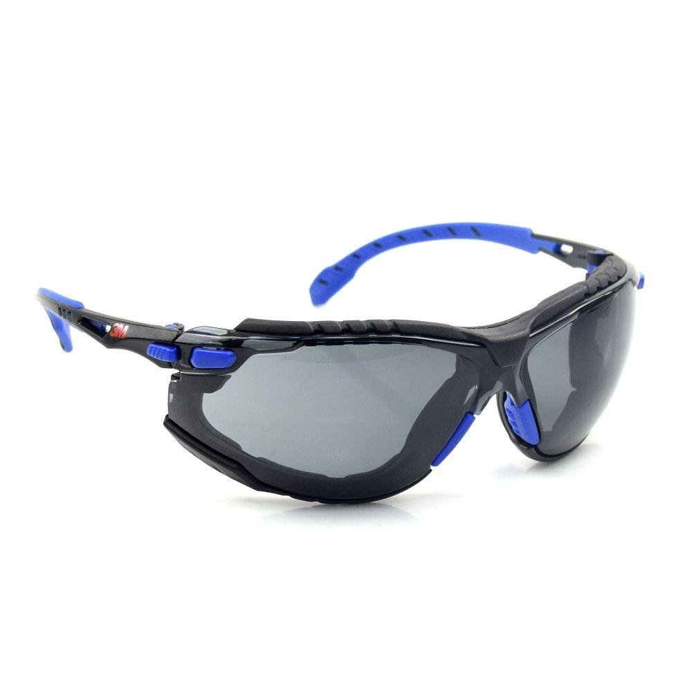 cd8b111e23c33 óculos de segurança 3m solus 1000 tira elástica e espuma ved. Carregando  zoom.
