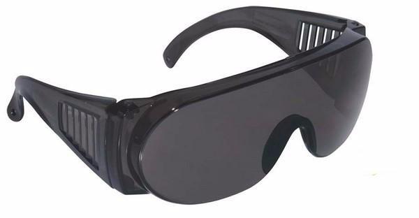 ddd03869485a9 Oculos De Seguranca Ampla Visao Panda Cinza Kalipso 24 Un. - R  69 ...