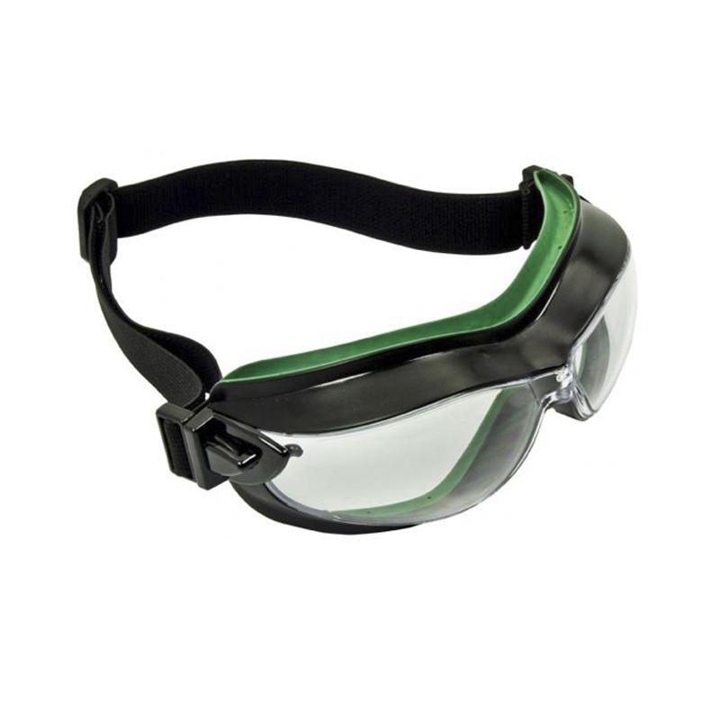 23aa9ed05487f óculos de segurança ampla visão helix incolor 540376 carbogr. Carregando  zoom.