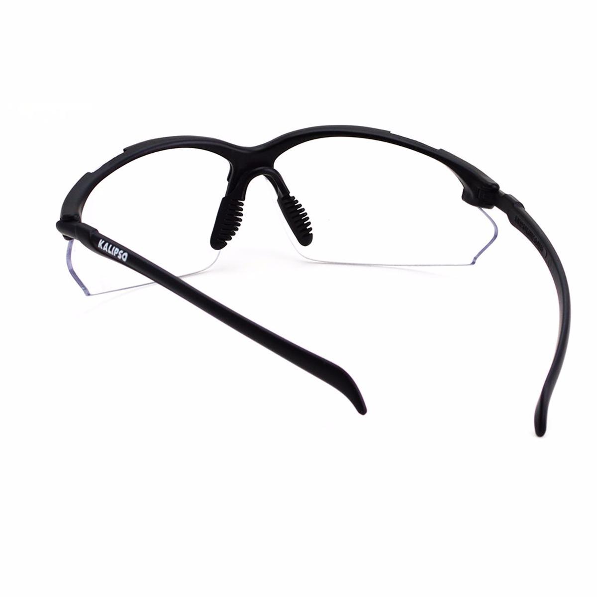 b7cd930ad3c96 Óculos De Segurança Anti-risco Capri Kalipso Ca 25714 - R  14,50 em ...