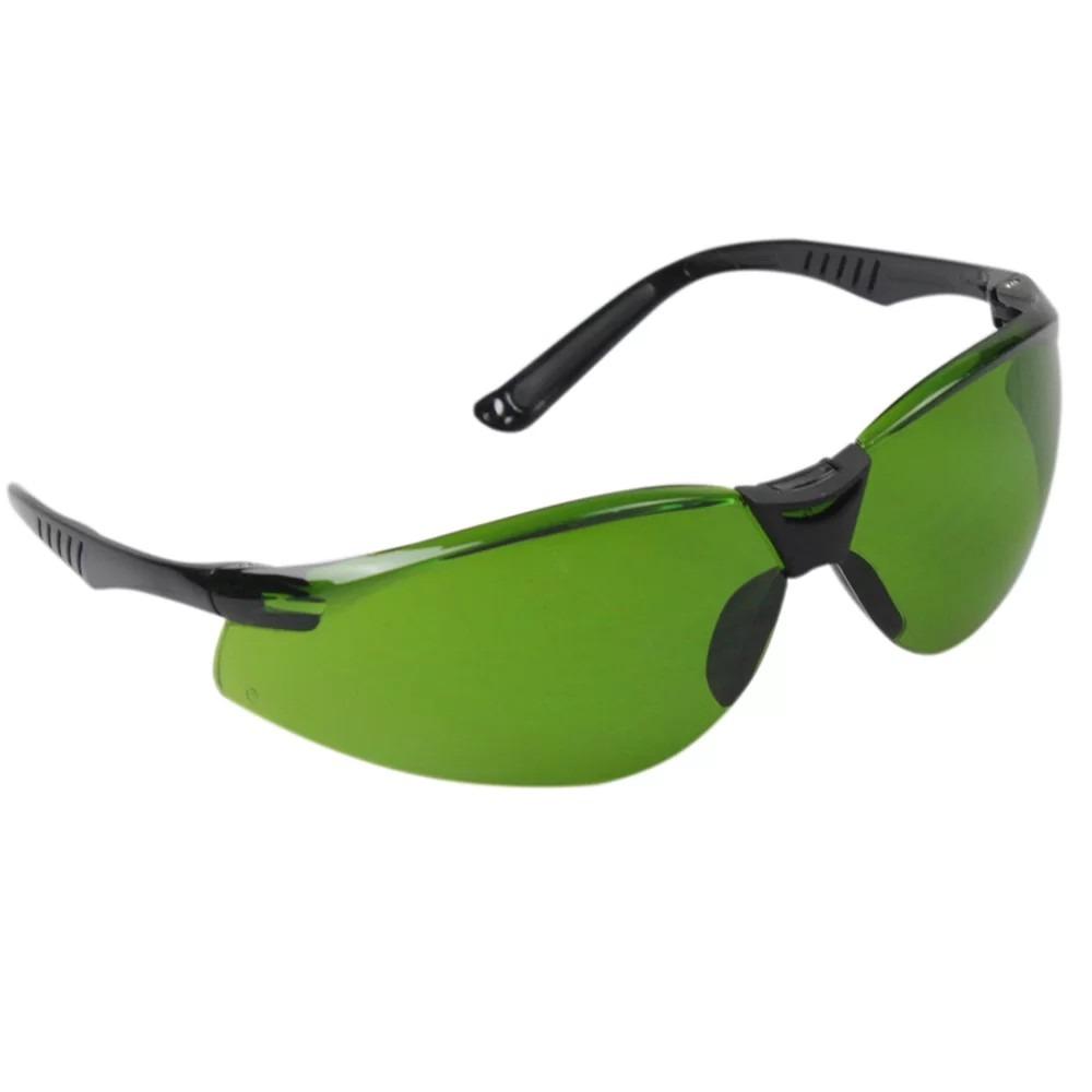 a2077895dffa0 oculos de segurança cayman verde carbografite. Carregando zoom.