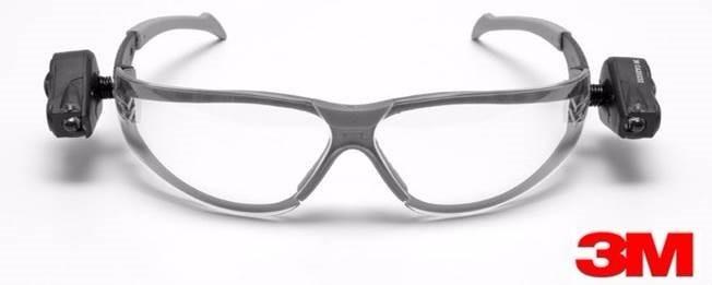 Óculos De Segurança Com Leds Light Vision 3m - Ca20332 - R  95,00 em ... 19a1de0dd9