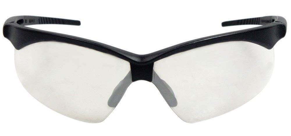 f6cbf5d3c94d0 oculos de segurança evolution incolor carbografite com ca. Carregando zoom.