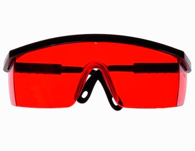 4be46e16d0568 Óculos De Segurança Foxter Vermelho Vonder - R  18,00 em Mercado Livre