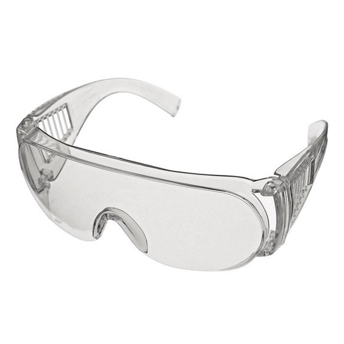 Óculos De Segurança Incolor + Óculos Vermelho P Nível Laser - R  43 ... f0c7e3828a