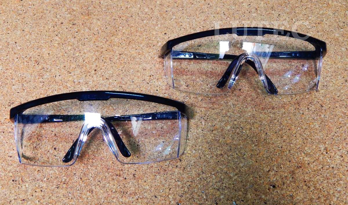 84bf72a3eb84a Óculos De Segurança Jaguar Incolor Kalipso 1 Peça - R  11,85 em ...