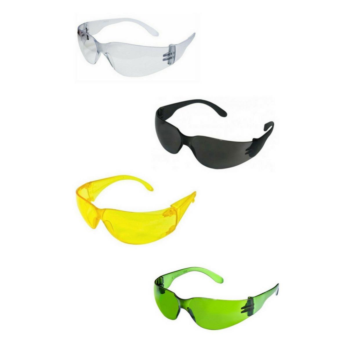 Óculos De Segurança Leopardo Kalipso - R  13,50 em Mercado Livre ee3c30d370