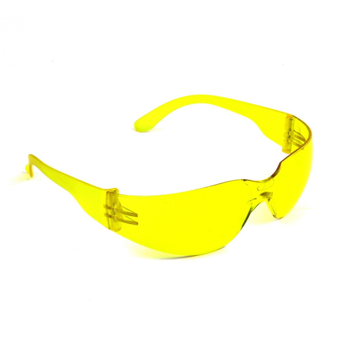 b819906a808b8 Óculos De Segurança Leopardo Kalipso Amarelo - R  16,37 em Mercado Livre