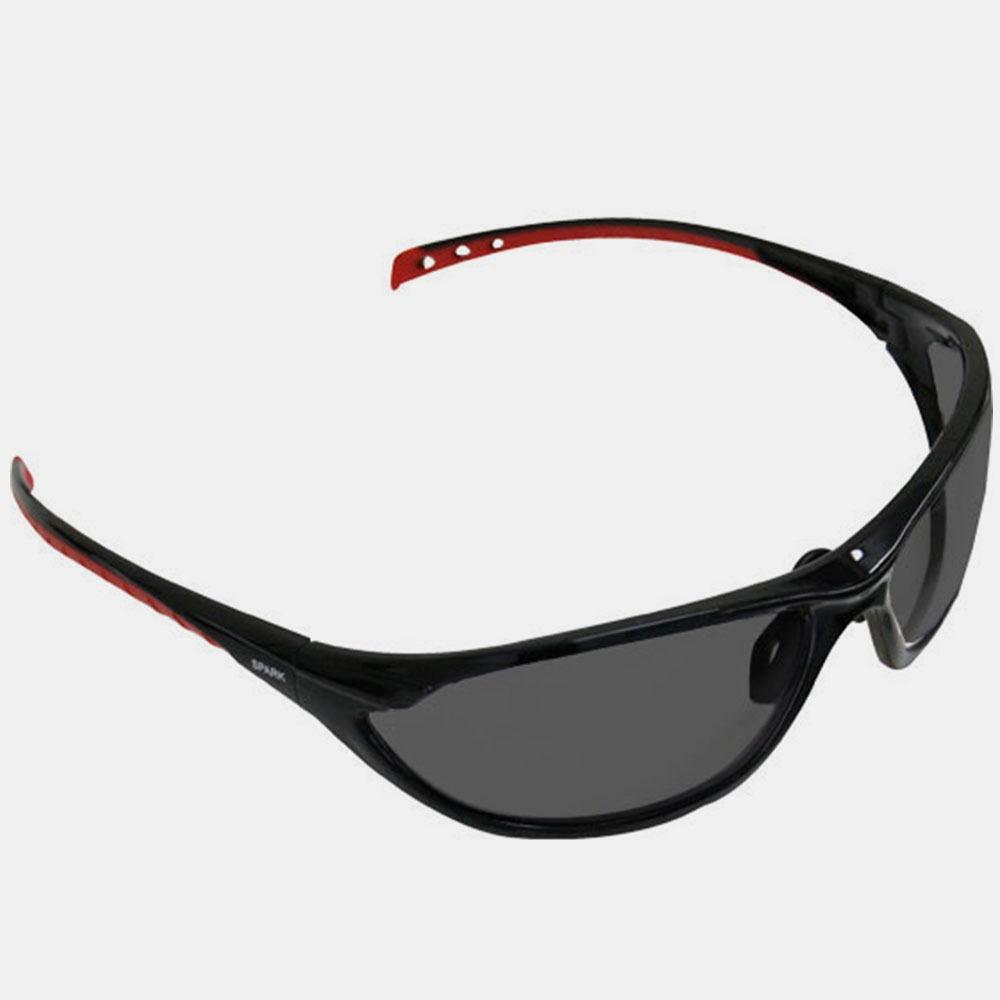 d92a622be26b0 Óculos De Segurança Militar Spark Vicsa   Cor  Cinza (fumê) - R  38 ...