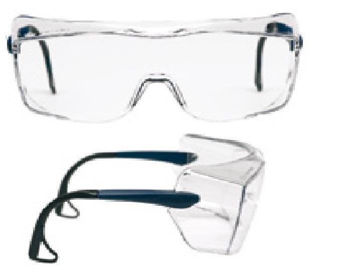 9cfc520795e0d Oculos De Segurança Ox Sobrepor Anti-risco 3m 12 Unidades - R  456 ...