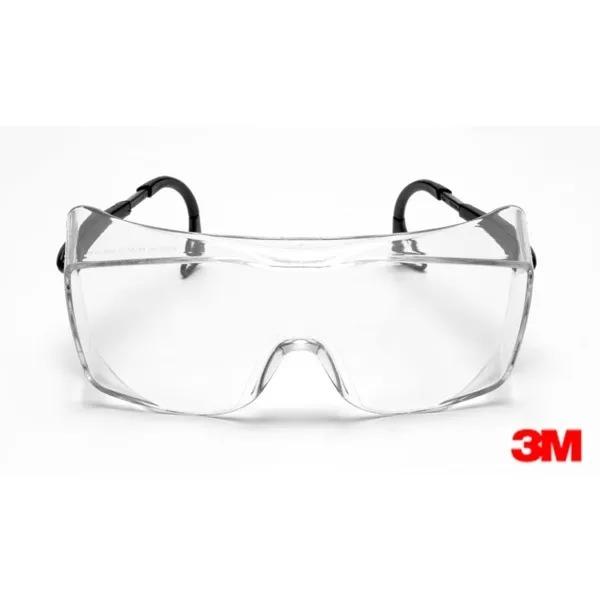 90ea5e6791c53 Oculos De Segurança Ox Sobrepor Anti-risco 3m 12 Unidades - R  456 ...