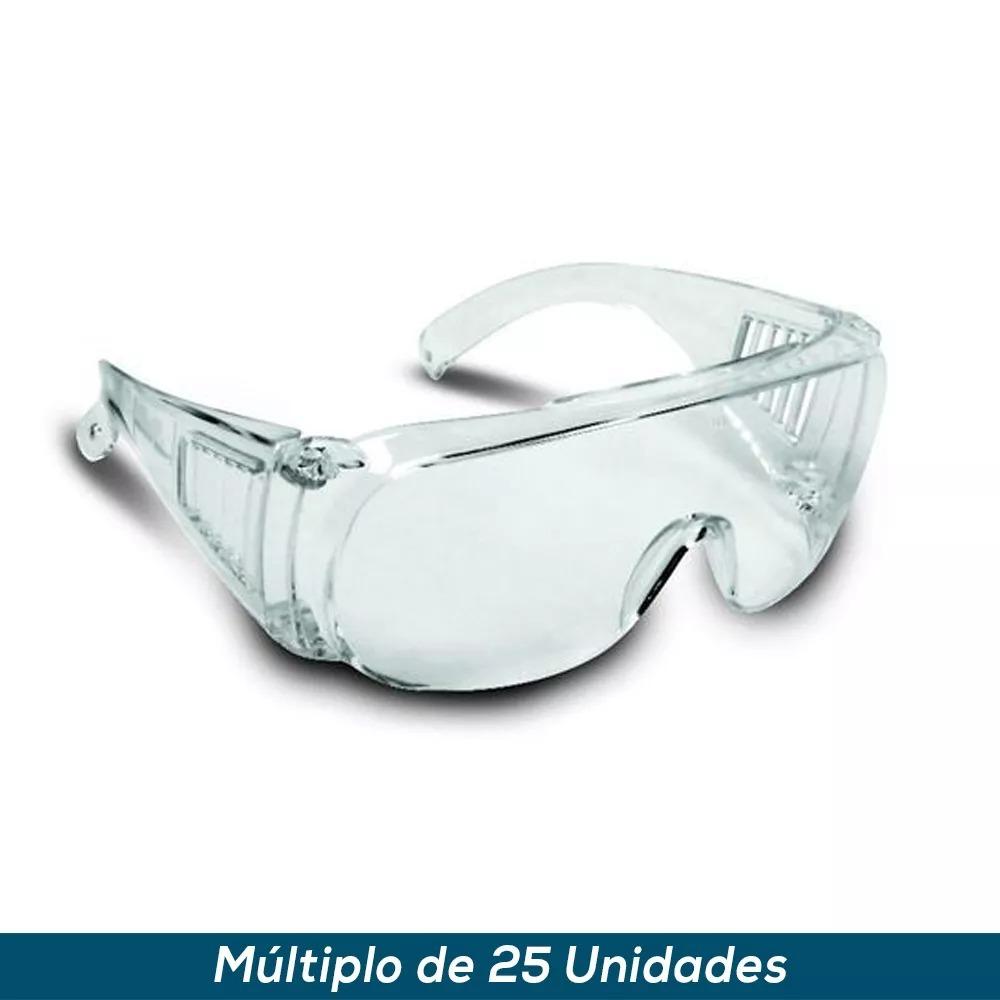 72b1f822a4233 óculos de segurança pomp vision 2000 (25 un). Carregando zoom.