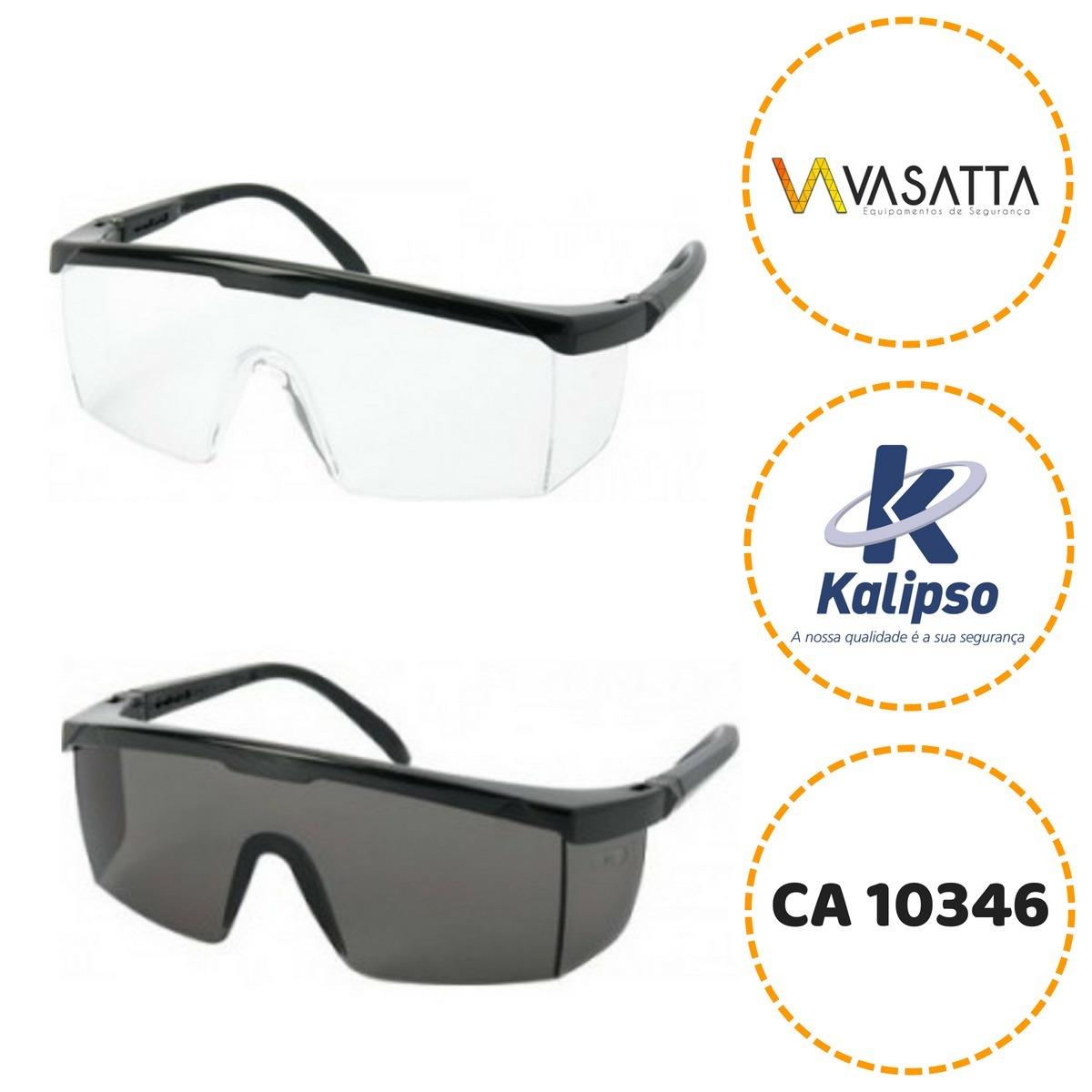 f16040541f7ee oculos de segurança proteção jaguar kalipso 12 unidades. Carregando zoom.