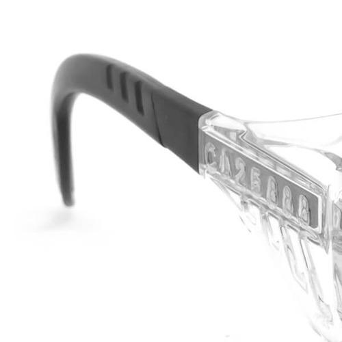 da1c360ad3b63 Oculos De Seguranca Scudo Original 503 Haste Ajustável - R  60,00 em ...