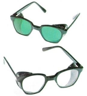Óculos De Segurança Silo S1 10 Lente Cristal Incolor - Fvs - R  3,90 ... 5622c5f0f7