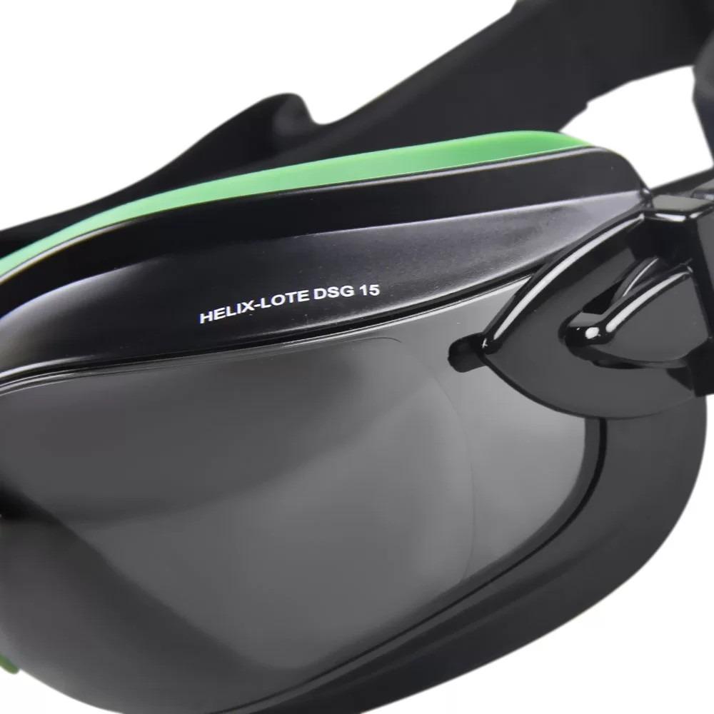 oculos de segurança spyder cinza espelhado carbografite. Carregando zoom. c241bc516c